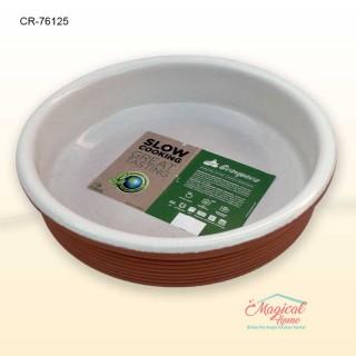 Vas ceramica refractara pentru gatit 25cm CR76115