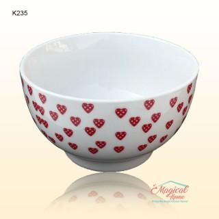 Bol ceramică K235-02 decor modern