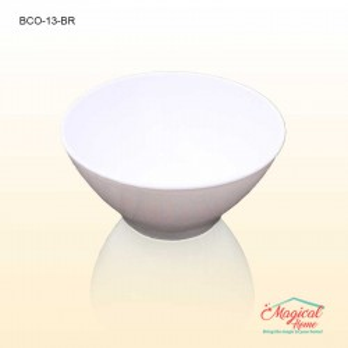 Bol cereale opal 13cm uni alb Bormioli Rocco BCO-13-BR