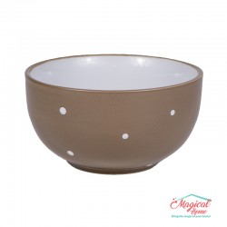Bol supă ceramic BB-223 MARO decor uni