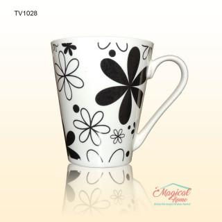 Cana ceramica TV1028 decor elemente rustice