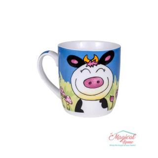 Cană ceramică decor copii ZH11067-COW