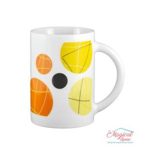 Mai multe despre Cană ceramică 1085-03 decor geometric