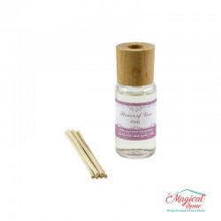 Ulei parfumat cu beţişoare 85423, aromă de trandafir