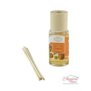 Ulei parfumat cu beţişoare UPB01, aromă de lămâie