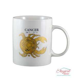 Cană ceramică Horoscop Aurie A15-Rac