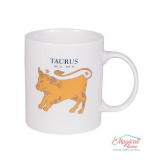 Cană ceramică Horoscop Aurie A15-Taur