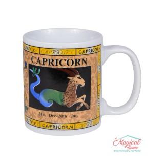 Cană ceramică Horoscop Multicolora A18-Capricorn
