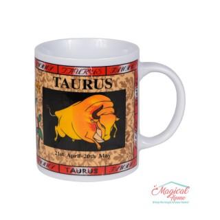 Cană ceramică Horoscop Multicolora A18-Taur