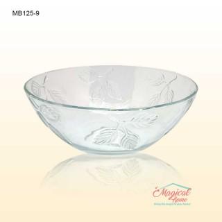 Bol sticlă pentru salată 22cm