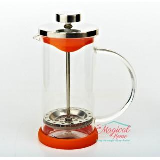 Infuzor sticlă pentru ceai sau cafea Grunberg GR321, 350 ml