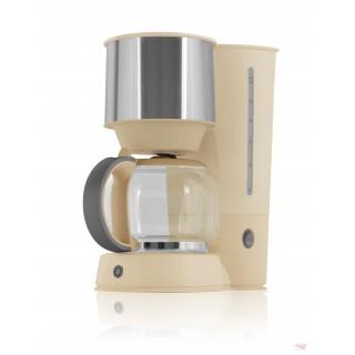 Filtru de cafea 1080 W, 15 Ceşti, Crem, Victronic, VC887