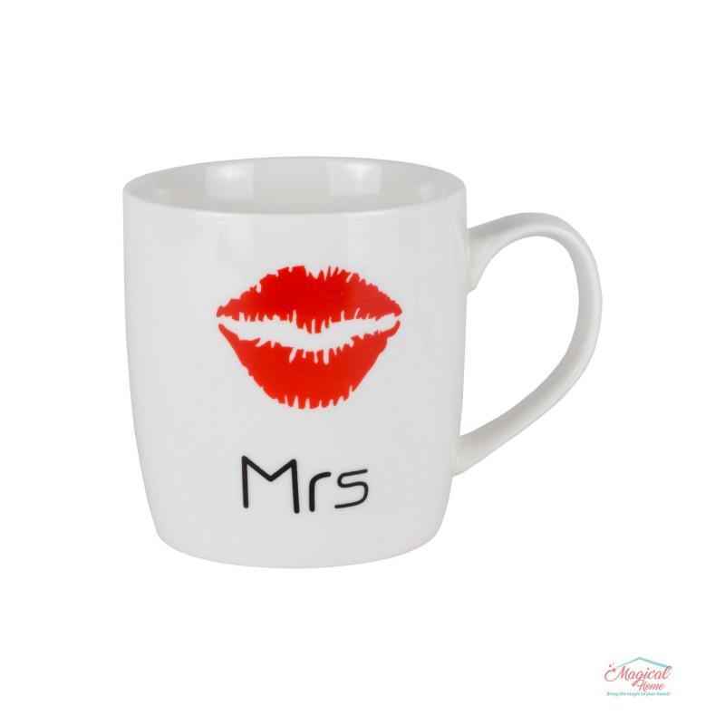Cană ceramică PP08M - Mrs