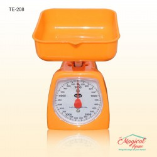 Cantar bucatarie 5Kg TE-208 portocaliu