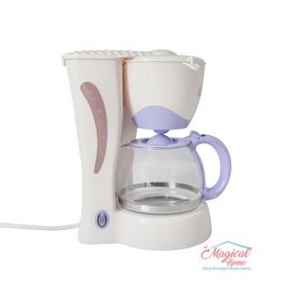 Filtru de cafea 550 W, 4-6 Ceşti, Alb, Victronic, VC610ALB