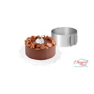 Formă rotundă ajustabilă pentru tort Tescoma