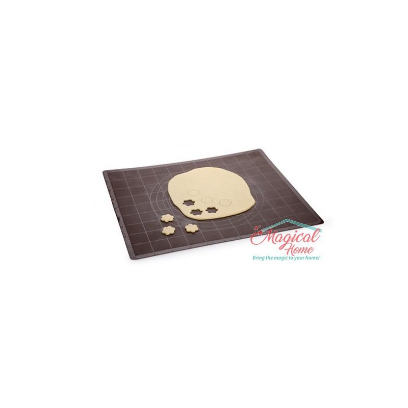 Planşă silicon 48 x 38 cm Tescoma