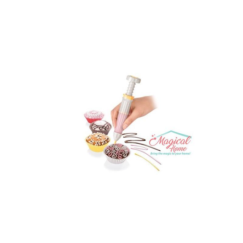 Creion pentru decorat cu 5 capete Tescoma