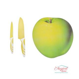 Set tocător cu 2 cuțite Grunberg GR135 verde