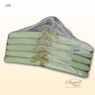 Set 5 umerașe textile UT5 Mod ambalare
