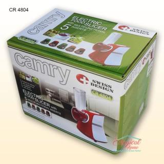 Răzătoare electrică Camry CR4804 - Mod ambalare