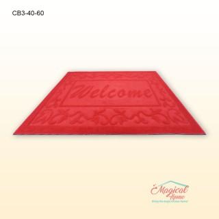 Covoras intrare textil 40x60cm CB3-40-60