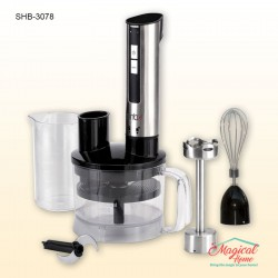 Set blender 3 în 1 SBH 3078, multifunctional