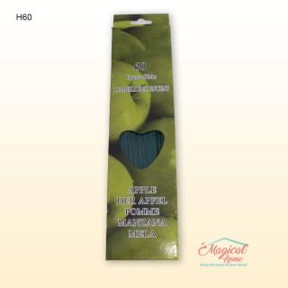 Betisoare parfumate H60 set 60 bucati
