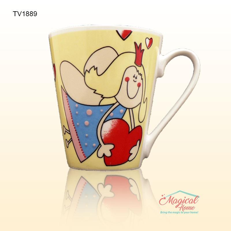 Cana ceramica decor pentru copii TV1889