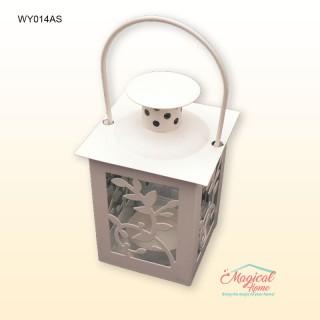 Felinar cu toarta pentru lumanare pastilă WY014AS