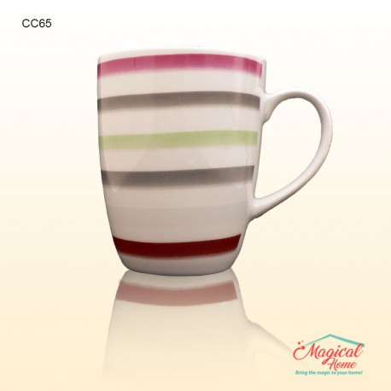 Cana ceramica decor abstract CC65