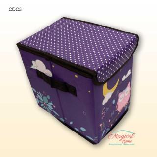 Cutie depozitare CDC3 pliabila 25x18x25cm decor copii